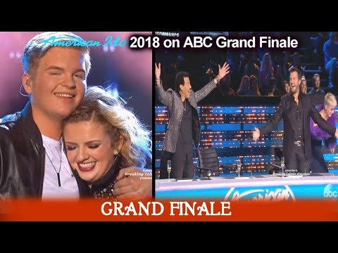 Maddie Poppe & Caleb Lee Hutchinson ARE A COUPLE - SURPRISED ALL & A DUET American Idol 2018  Finale
