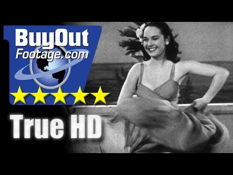 Historic Stock Footage - It Had To Be You 1946 Soundies al