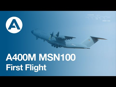 23. How to build an A400M - First Flight