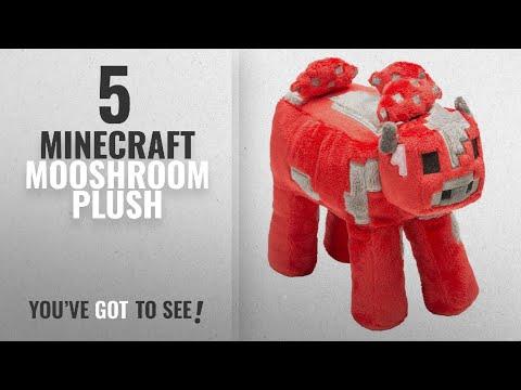 Top 10 Minecraft Mooshroom Plush [2018]: JINX Minecraft 9