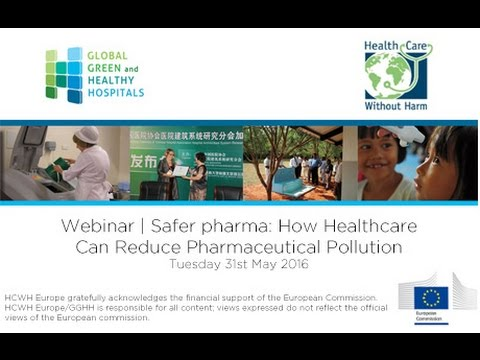 Webinar | Safer pharma: How healthcare can reduce pharmaceut