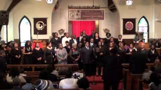 He Is The Great I Am - NCT Homecoming Choir - New Christian Tabernacle FIAM, Paterson, NJ