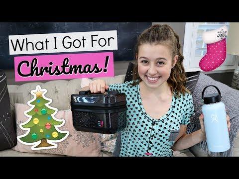 What I Got For Christmas 2019! Christmas Present Haul