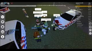 Amsterdam noord-holland patrol van de politie met Ian
