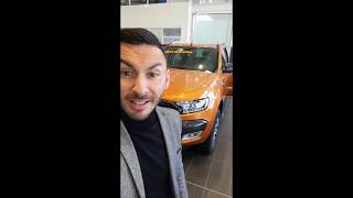 🚙 Presentation du Ford Ranger Wildtrak   les Tutos de Berbiguier