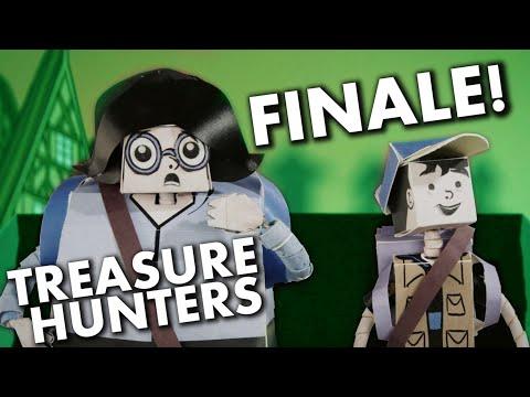 TREASURE HUNTERS - FINALE! EPISODE 4
