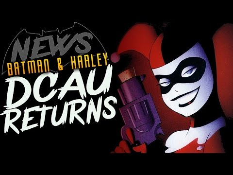 Batman Animated Series RETURNS 2017 - BREAKING NEWS!