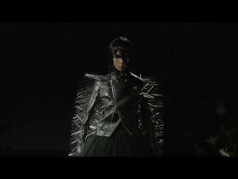 noir kei ninomiya FALL/WINTER 2021 MINI-SHOW