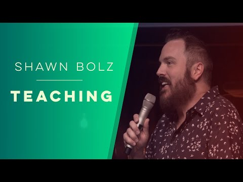 The Mind of Christ | SHAWN BOLZ | Patricia King
