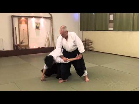 Chris Mooney Shihan - Aikido Weekend Seminar 2012