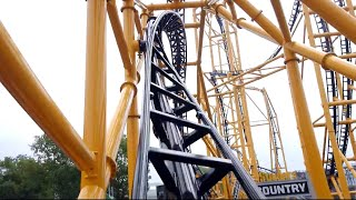 Steel Curtain Front Seat POV 2019 FULL HD Kennywood