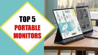 Top 5 Best Portable Monitors 2018 | Best Portable Monitor Review By Jumpy Express