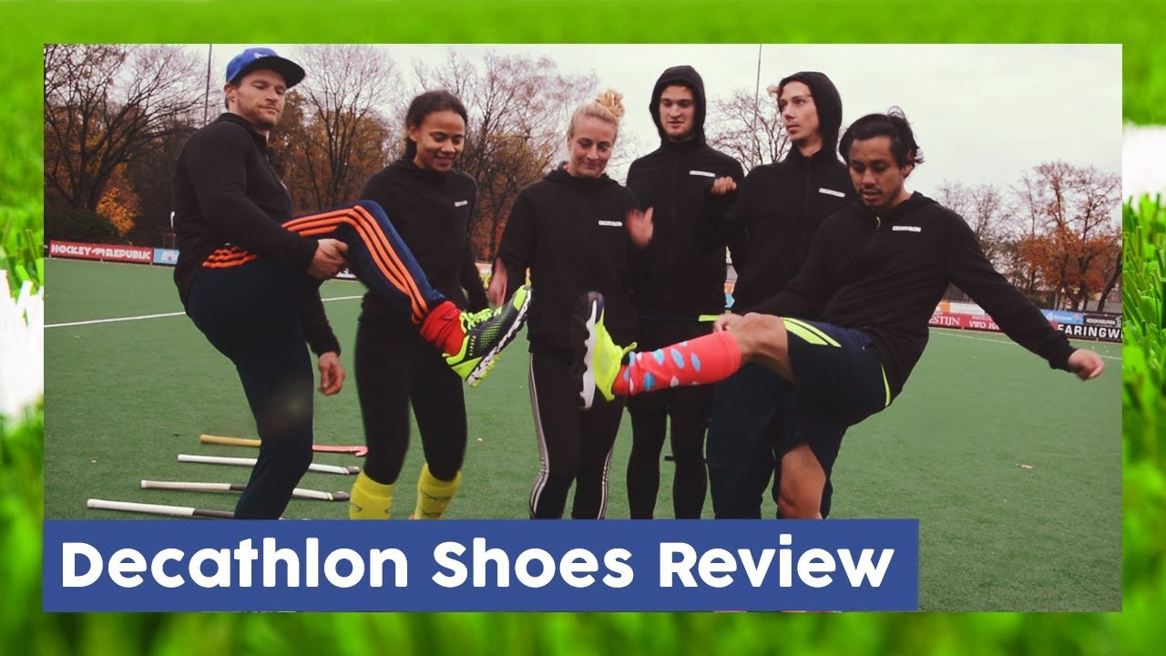 Decathlon Shoes Review - Field Hockey