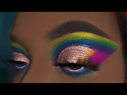 HOW TO BLEND COLOR EYESHADOW LIKE A PRO IN MINUTES