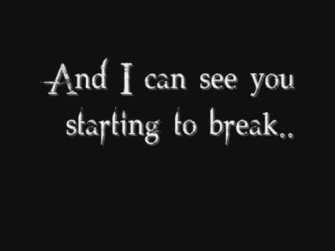 WkD  Breaking Benjamin  Give me a sign Lyrics