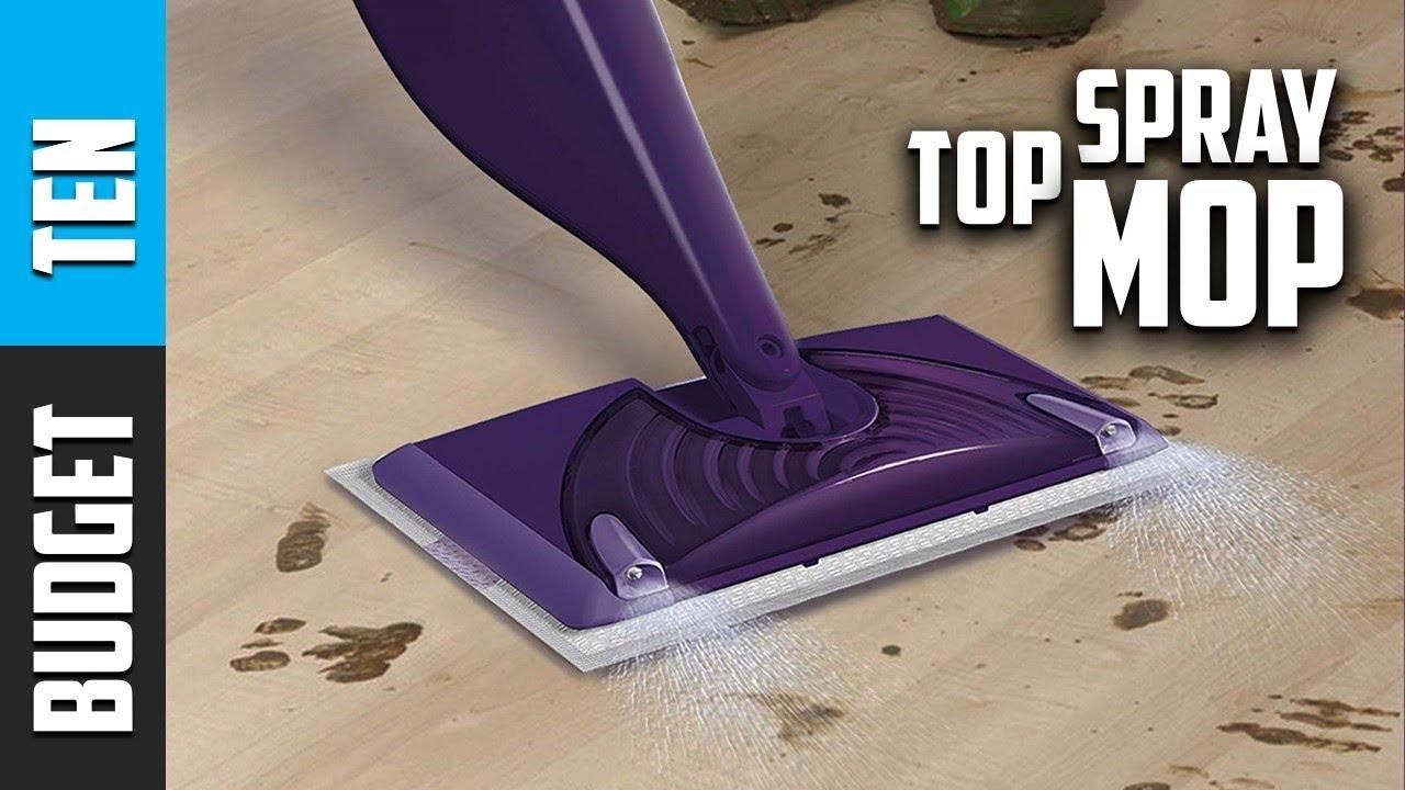 Best Spray Mop 2019 Budget Ten