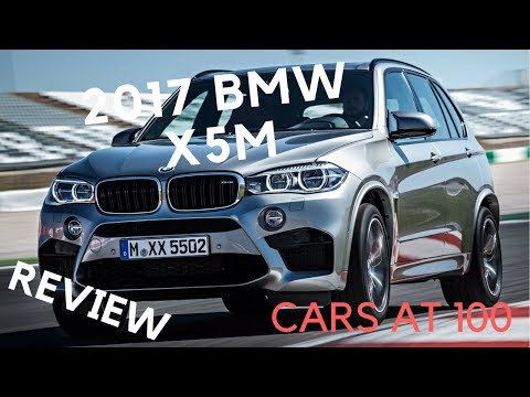 2017 BMW X5M REVIEW! A HIGH PERFORMANCE SUV WITH 567HP!