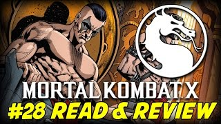 Mortal Kombat X #28 Reiko
