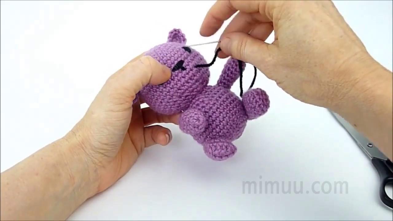 Amigurumi örgü oyuncak kedi tarifi - 10marifet.org | 720x1280