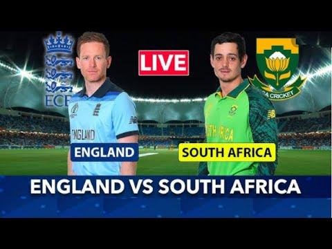 England vs Southafrica 1st ODI Match Live   Live Scores ,Eng vs SA   2020