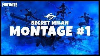 Secret Milan Fortnite Montage #1
