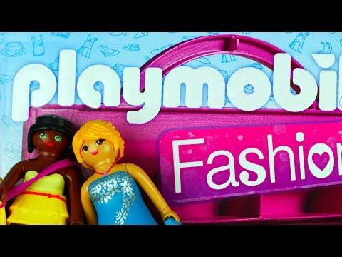 Playmobil Fashion Girls • Stylowy butik • Unboxing