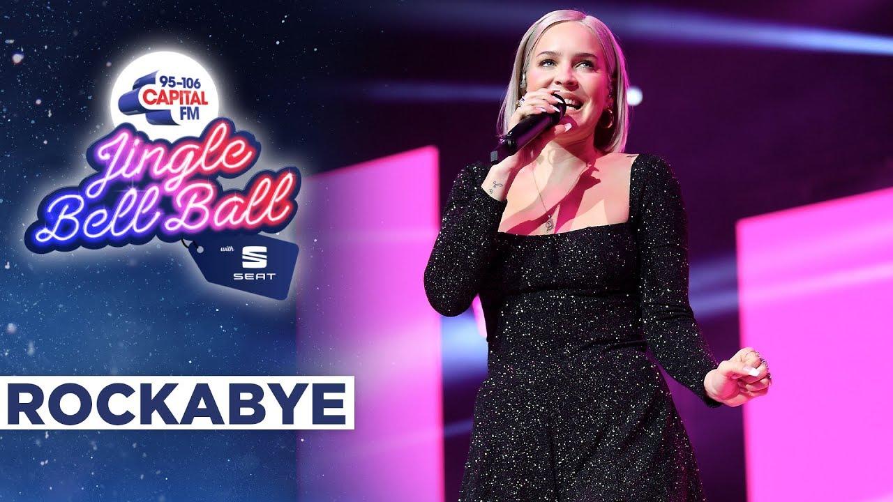 Anne-Marie - Rockabye (Live at Capital's Jingle Bell Ball 2019) | Capital