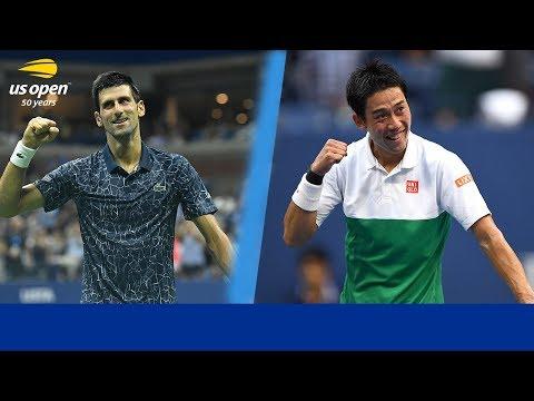 2018 US Open Preview Highlight: Novak Djokovic vs Kei Nishikori