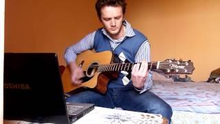 Loreen - Euphoria acoustic cover