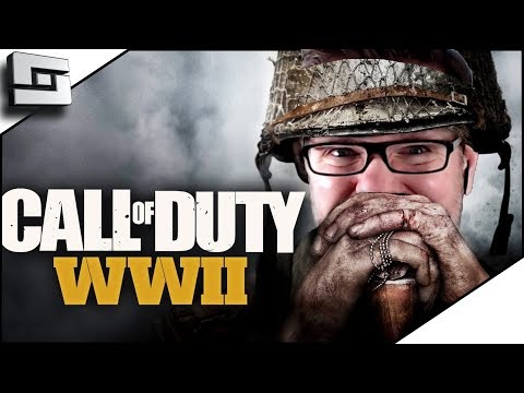 YES, I CAN AIM! Call Of Duty WW2 Multiplayer Gameplay