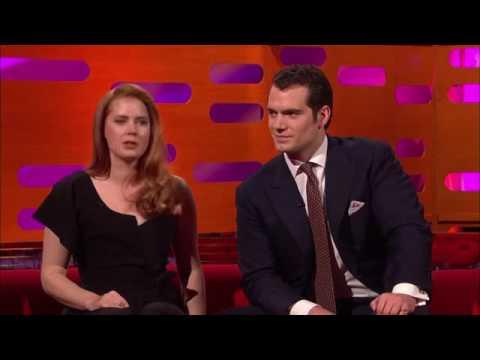 The Graham Norton Show S19E01 Ben Affleck, Amy Adams, Henry Cavill   YouTube