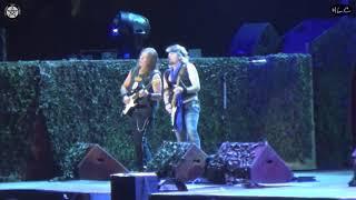 Gambar cover IRON MAIDEN - Where Eagles Dare (live 2018 | Hellas | Malakasa | Terra Vibe) HD