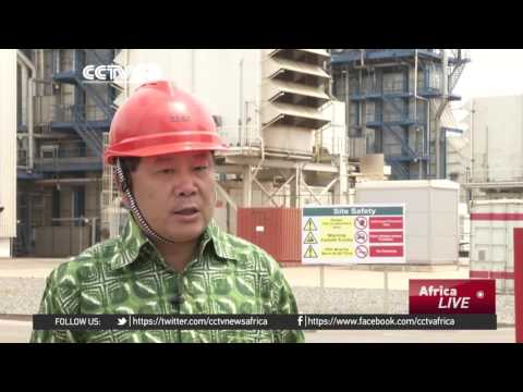 Chinese investment eases water & power shortages in Ghana