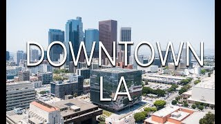 Downtown Los Angeles via Metrolink: City Hall, Ramen, MOCA & Last Bookstore