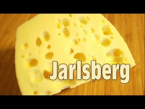 Making Jarlsberg Style Cheese