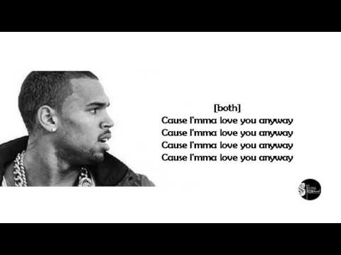 Anyway - Chris Brown (Lyrics)