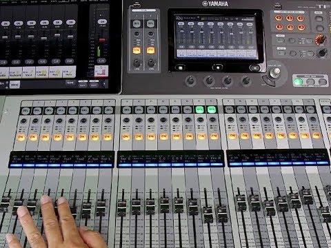 TF Series - Self Training - Mixers - Professional Audio