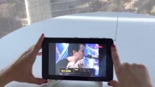 Sintonizar TV en mi Tableta Polaroid