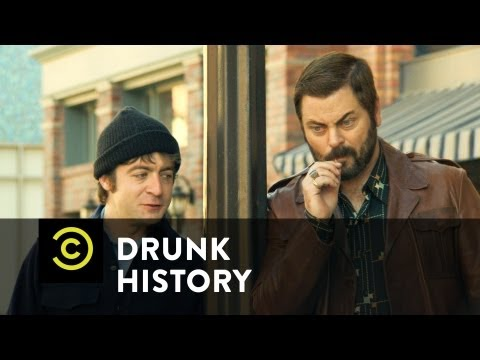Drunk History  Johnny Cool