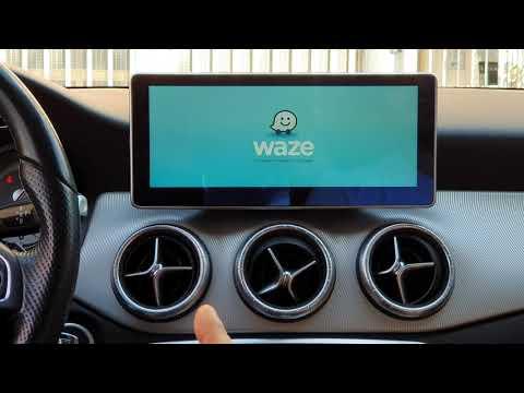 Mercedes Classe A B Cla Gla Monitor Dedicato 10.25 Pollici