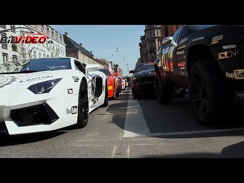 Gumball 3000 - Revs and Sound