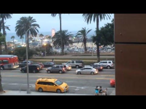 The Shore Hotel in Santa Monica, California ~ Santa Monica Pier
