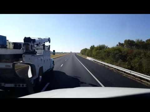 Bigrigtravels Live! - Montgomery to Mobile, Alabama - Interstate 65 - November 4, 2016