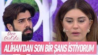 """Gülşafak: """"Alihan'dan son bir şans istiyorum"""" - Esra Erol'da 13 Haziran 2017"""