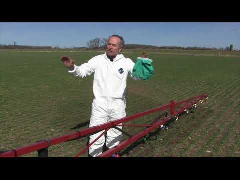 Wheat School -  Streamer Nozzles