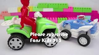 Unboxing, Buka mainan terbaru lagi ATV Racer - Mainan murah cuma Rp 13 000,