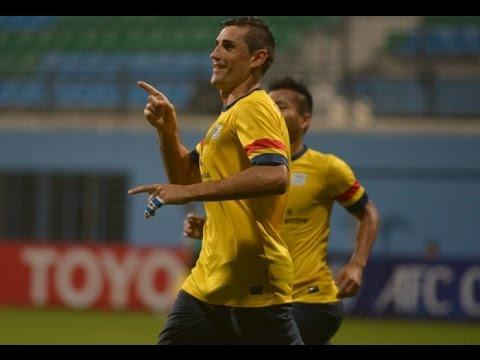 Persib Bandung 0-2 Kitchee