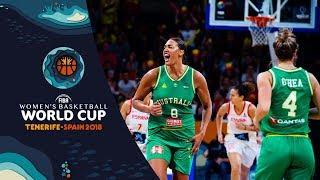 Spain v Australia - Full Game - Semi-Final - FIBA Women's Basketball World Cup 2018