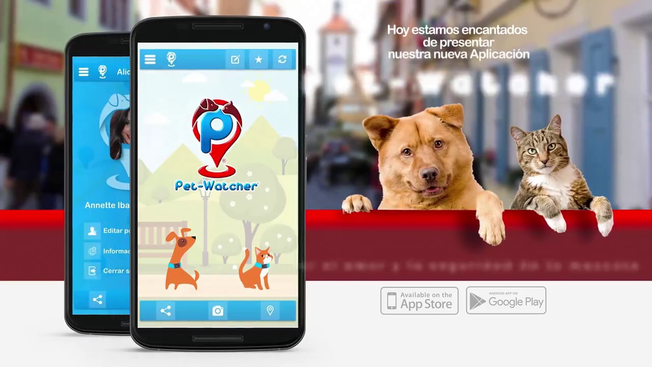 pet watcher android youtube