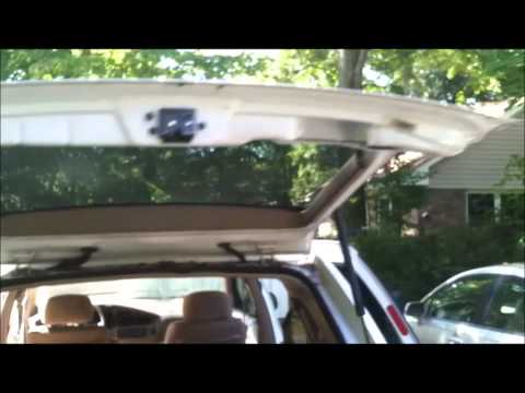 Sequoia latch mechanism cut and replace how to doovi for 04 toyota sienna sliding door problems